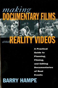 Making Documentary Films and Reality Videos, book cover