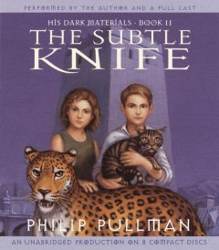 The Subtle Knife - audiobook on CD