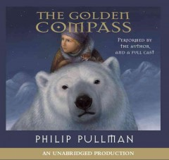 The Golden Compass - audiobook on CD
