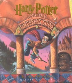 Harry Potter and the Sorcerer's Stone, book cover