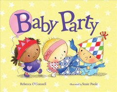 Baby Party, book cover