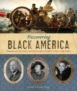 Descubriendo la América negra desde la era de Exploración al siglo XXI, portada del libro