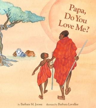 Papa, ¿me amas ?, portada del libro