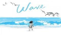 Wave, book cover