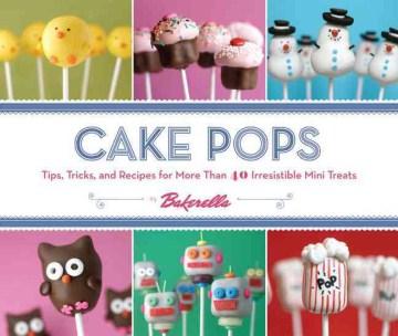 Cake Pops, portada del libro