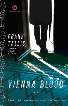 Vienna blood a novel Frank Tallis.