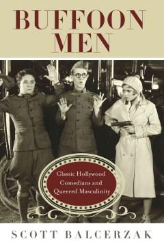 Buffoon Men, book cover
