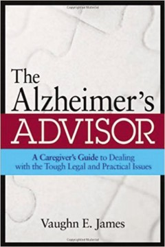 The Alzheimer's Advisor, portada del libro