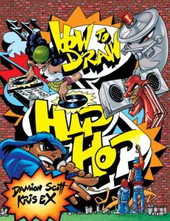 How to Draw Hip-hop, book cover