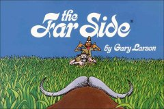 The Far Side, book cover