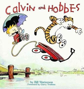 Calvin y Hobbes, portada del libro.
