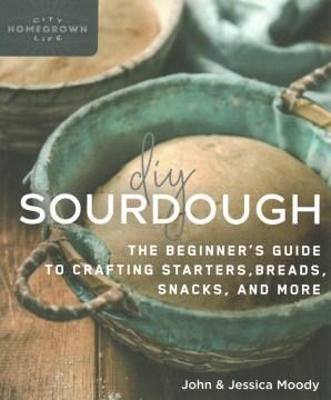 DIY Sourdough, book cover