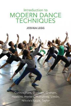 Introduction to Modern Dance Techniques, book cover