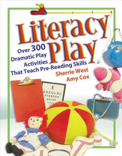 Literacy Play, book cover