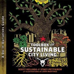 Toolbox for Sustainable City Living (a Do-it-ourselves Guide), book cover