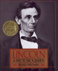 Lincoln A Photobiography, book cover