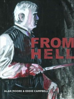 From Hell, book cover