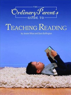 The Ordinary Parent's Guide to Teaching Reading, book cover