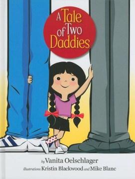 A Tale of Two Daddies, portada del libro