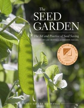 El jardín de semillas, portada del libro