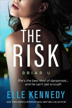 The Risk by Elle Kennedy, book cover