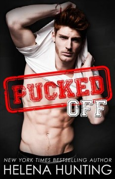 Pucked Off by Helena Hunting, book cover