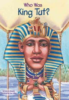 Who Was King Tut? , book cover