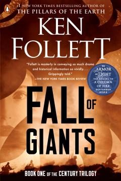 Fall of Giants – Ken Follett