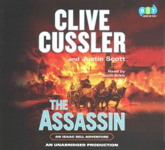 The assassin by Clive Cussler and Justin Scott.