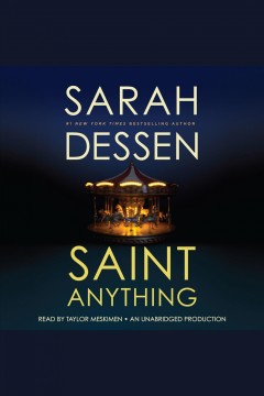 Saint Anything by Sarah Dessen (e-audiobook)