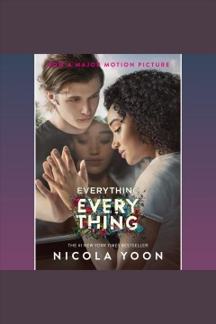 Everything, Everything by Nicola Yoon (e-audiobook)