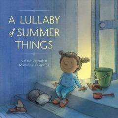 A Lullaby of Summer Things, book cover