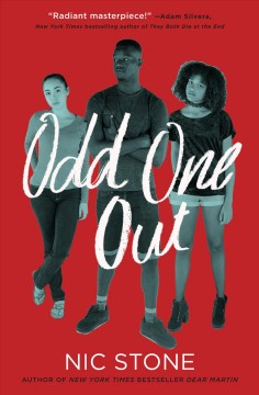 Odd One Out, book cover