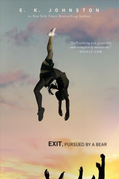 Exit Pursued By A Bear  by E K Johnston