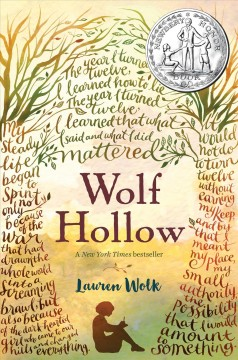 Wolf Hollow / by Lauren Wolk
