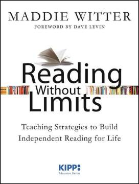 Lectura sin límites, portada del libro
