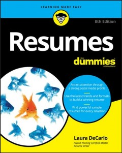 Resumes, book cover