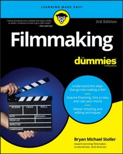 Filmmaking for dummies, book cover
