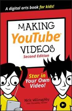 Making YouTube Videos, book cover