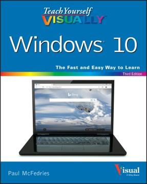 Teach Yourself Visually Windows 10