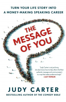 The Message of You, book cover