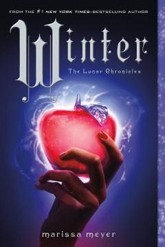 Winter, book cover