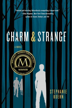 Charm & Strange, book cover