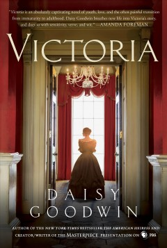 Victoria, bìa sách