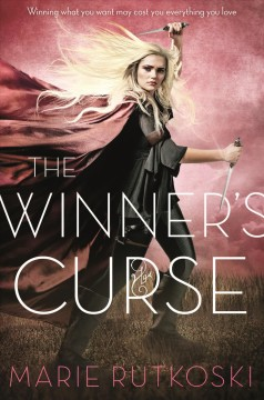 The Winner's Curse, book cover