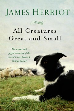 All Creatures Great and Small , book cover