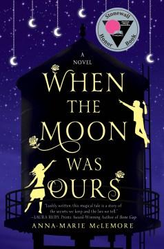 Cuando la luna era nuestra, portada del libro