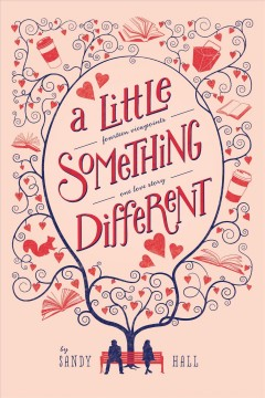 book cover A Little Something Different by Sandy Hall