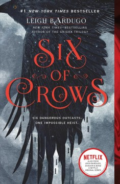 Six of Crows, book cover