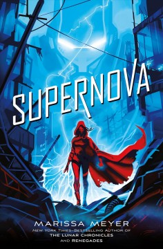 Supernova, book cover